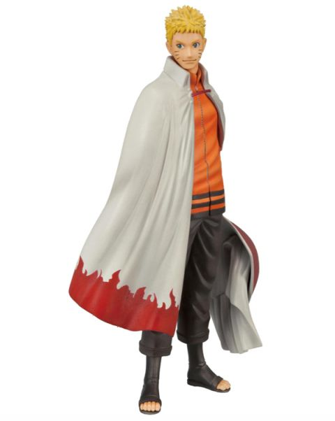 Naruto Boruto The Movie Naruto Uzumaki DFX Figure