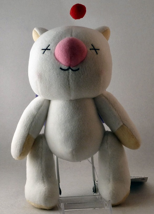 "Final Fantasy 10"" Plush - Moogle"