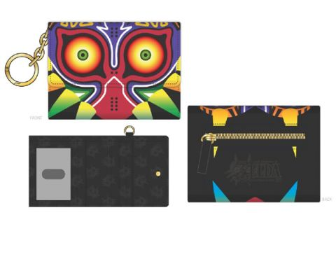 The Legend of Zelda Majora\'s Mask Tri Fold Wallet