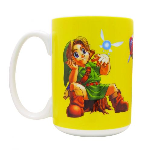 The Legend of Zelda Li'l Link Ceramic Mug