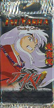 Jaki Trading Card Booster Packs (1st Edition)