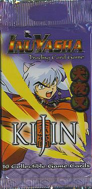 Kijin Trading Card Booster Pack (1st Edition)