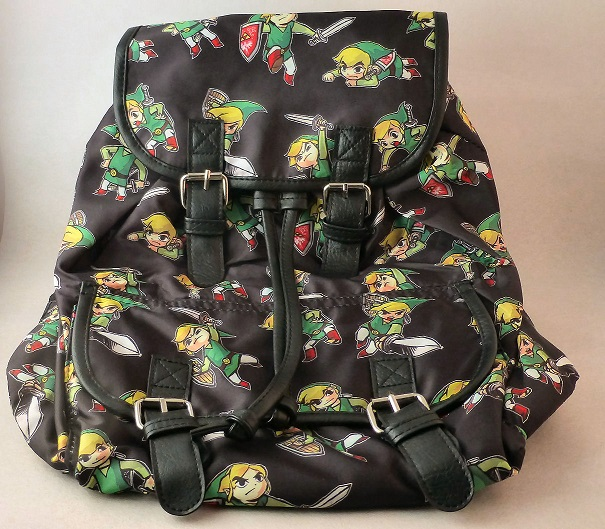 The Legend of Zelda Link Knapsack