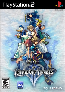 Kingdom Hearts II for PS2