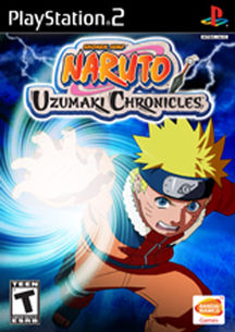 Naruto Uzumaki Chronicles for Playstation 2