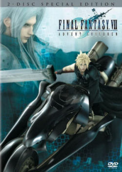 Final Fantasy VII Advent Children 2 Disc Special