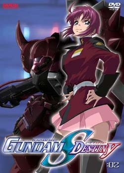 Gundam Seed Destiny  Vol. 2