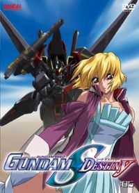 Gundam Seed Destiny  Vol. 5