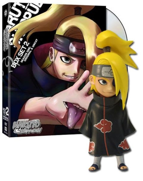 Naruto Shippuden Box Set 2 Limited Edition