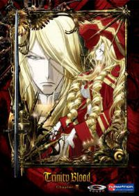 Trinity Blood Vol. 2 Chapter II