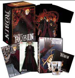 Witch Hunter Robin Collector's Box