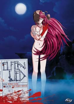 Elfen Lied Vol. 1 Vector One