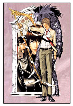 Death Note Poster A