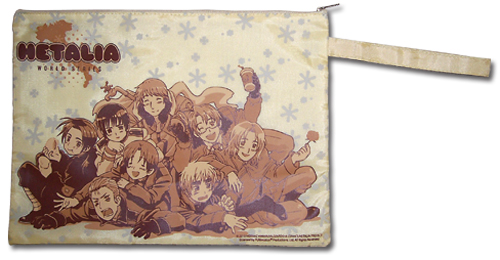 Hetalia World Series Paper Carrying Pouch