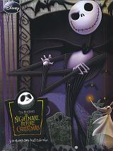 The Nightmare Before Christmas 2009 Calendar