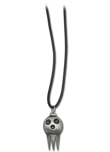 Soul Eater Skull Necklace