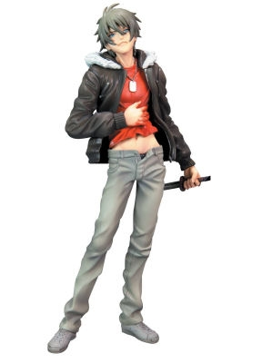 Togainu No Chi True Blood Akira Statue