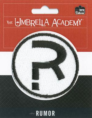 The Umbrella Academy Patch ~ The Rumor