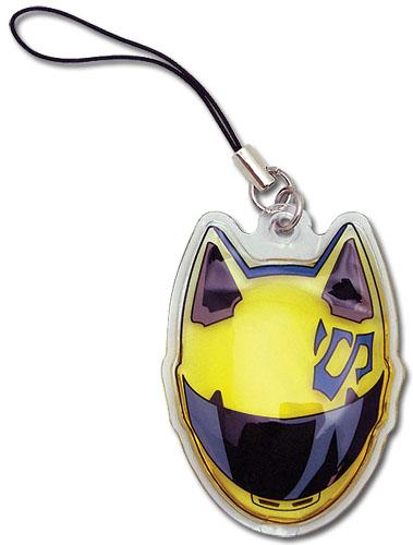 Durarara!! Celty Helmet Oil Cell Phone Charm