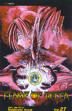 Flame of Recca Vol. 27