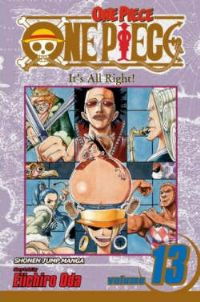 One Piece Vol. 13 It's All Right