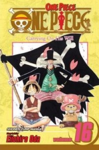 One Piece Vol. 16 Carrying On His Will